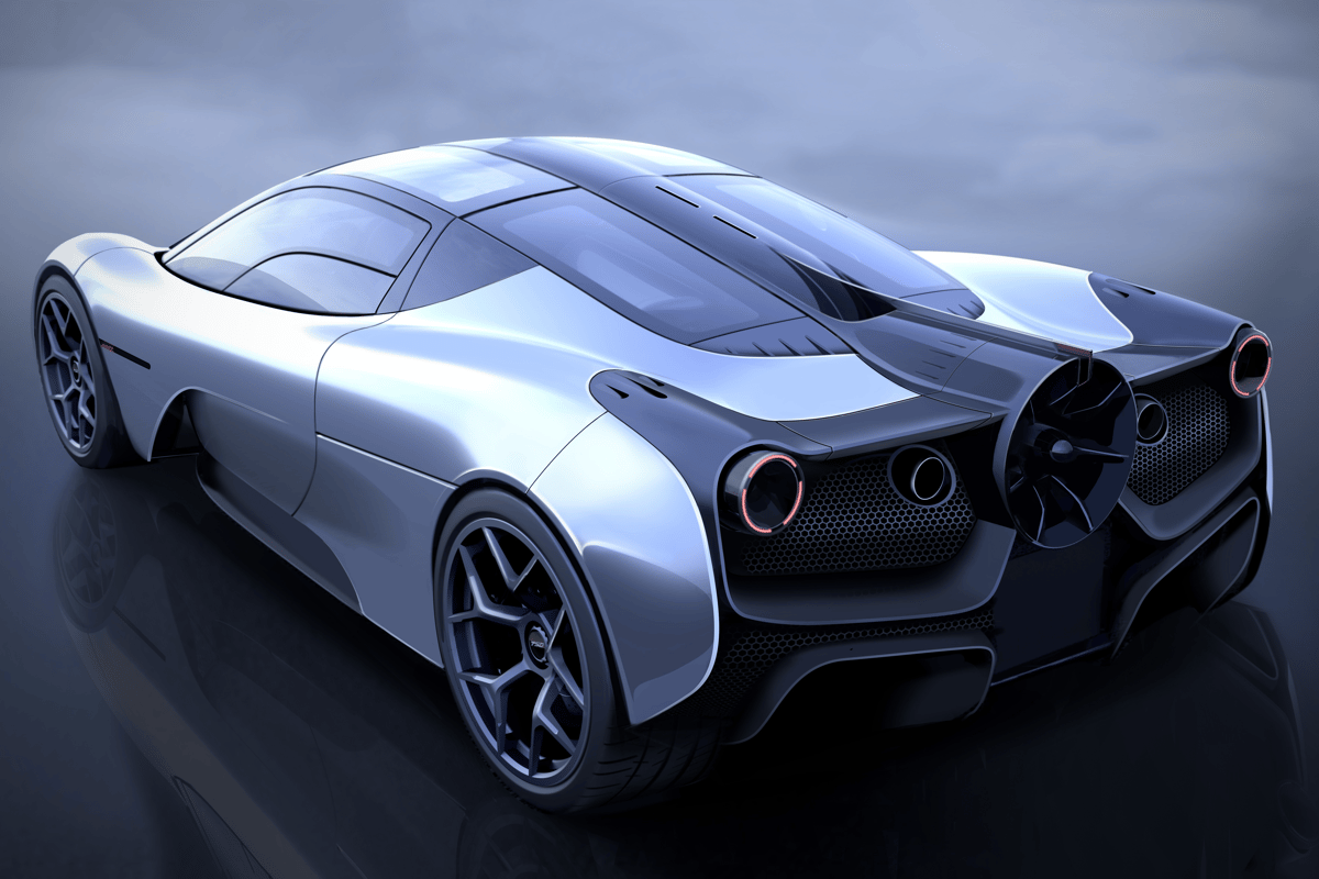 One of the most extreme and remarkable supercars ever built, the T.50, will be fully unveiled in May