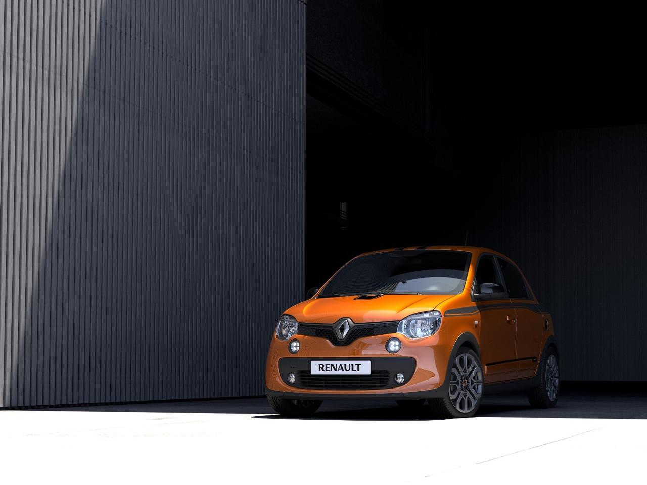 The Renault Twingo GT gets more power and a unique suspension to set it apart from regular Twingos