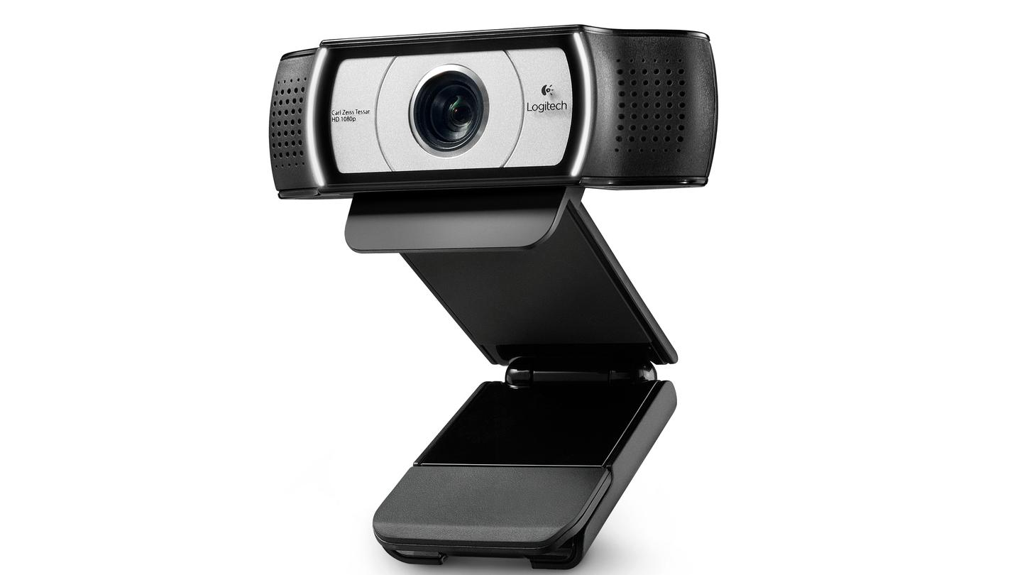 Logitech has announced the business-focused full HD Webcam C930e, with an industry-leading 90-degree field of view and in-camera video-processing