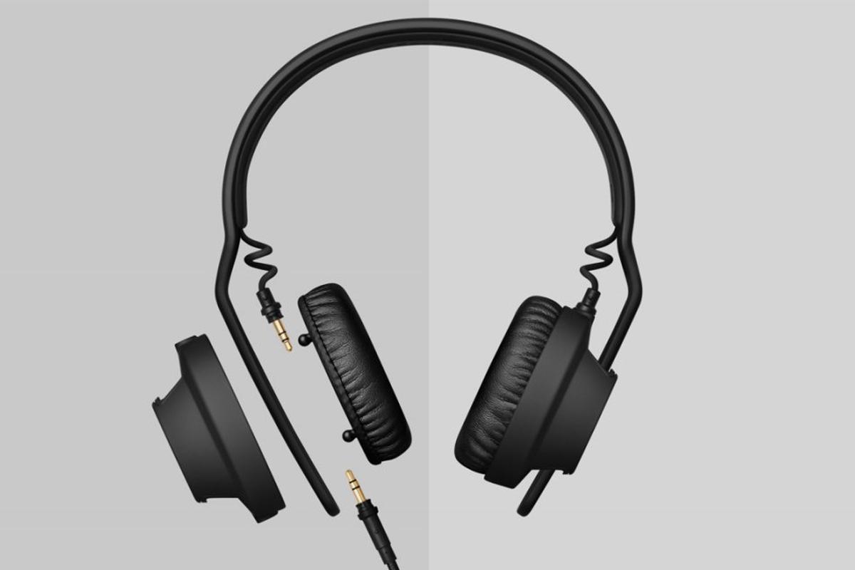 The TMA-2 Modular headphones from AIAIAI
