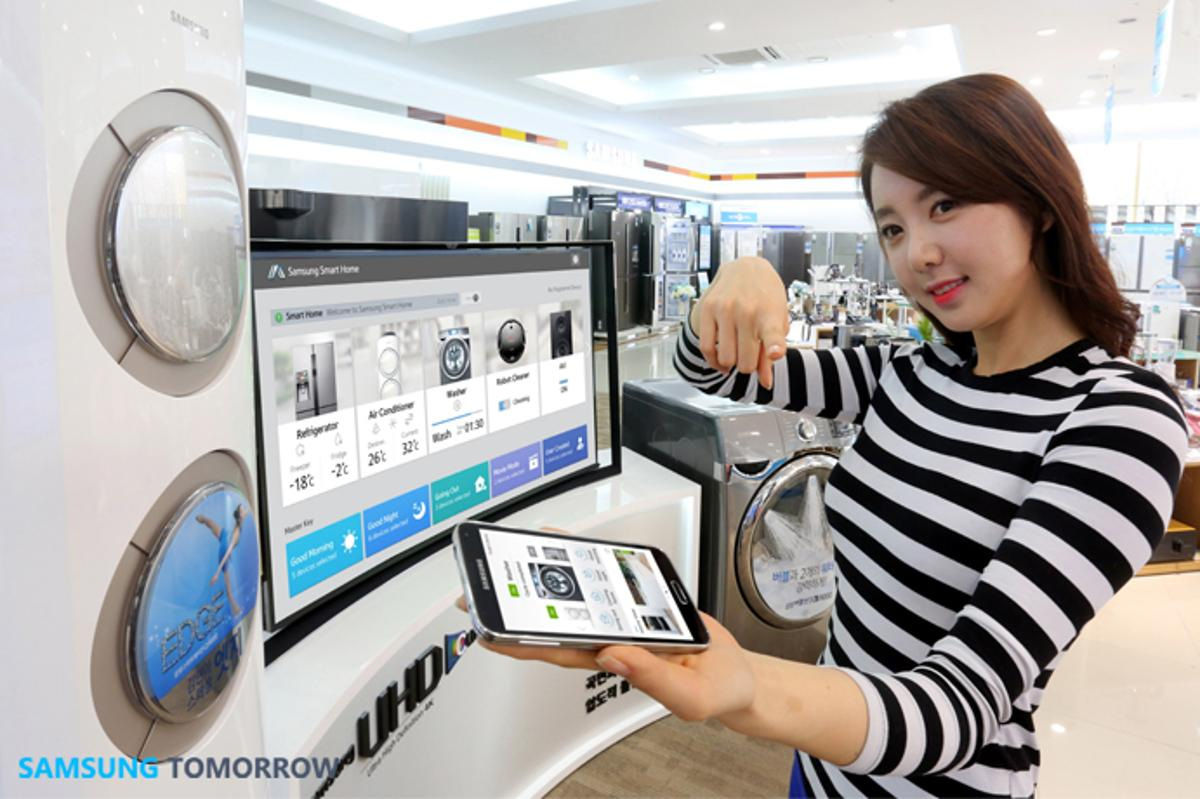 Samsung has announced the launch of Samsung Smart Home