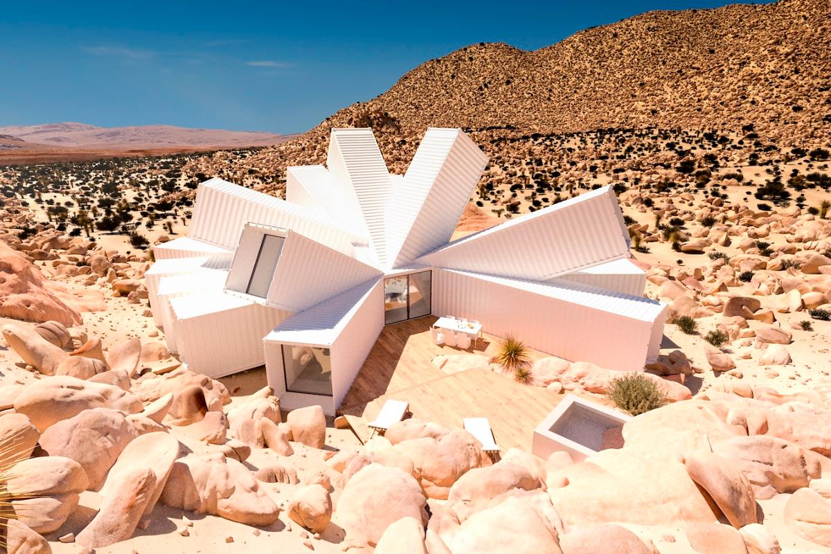 The Joshua Tree Residenceis due to begin construction in 2018