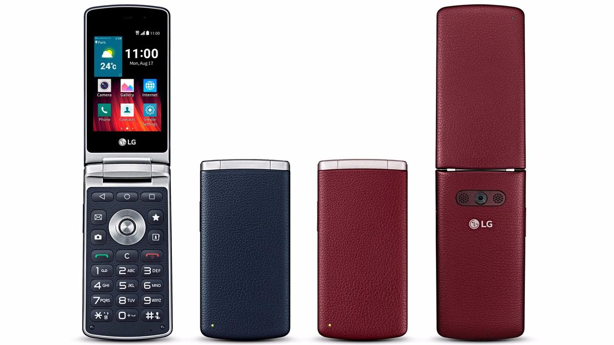LG's latest flip phone was originally announced for Korea only, but it's now been confirmed for roll out into more territories later this month