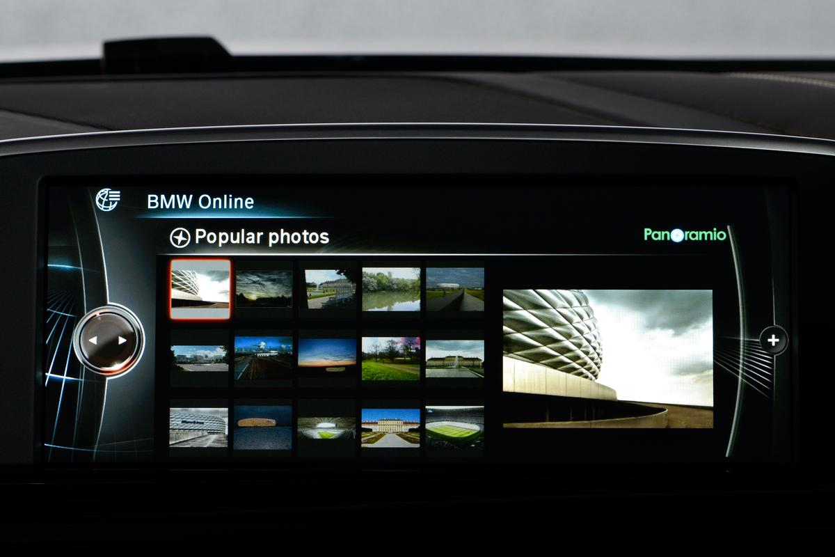 BMW announces updates to its ConnectedDrive infotainment suite