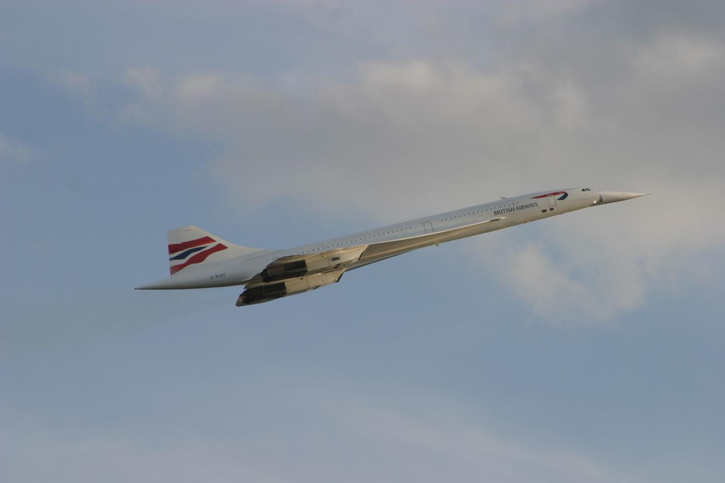 Supersonic: 50 years after its first flight, the Concorde