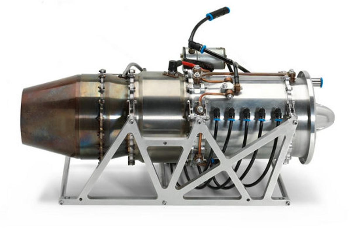 Bladon Jets high efficiency micro gas turbine engine