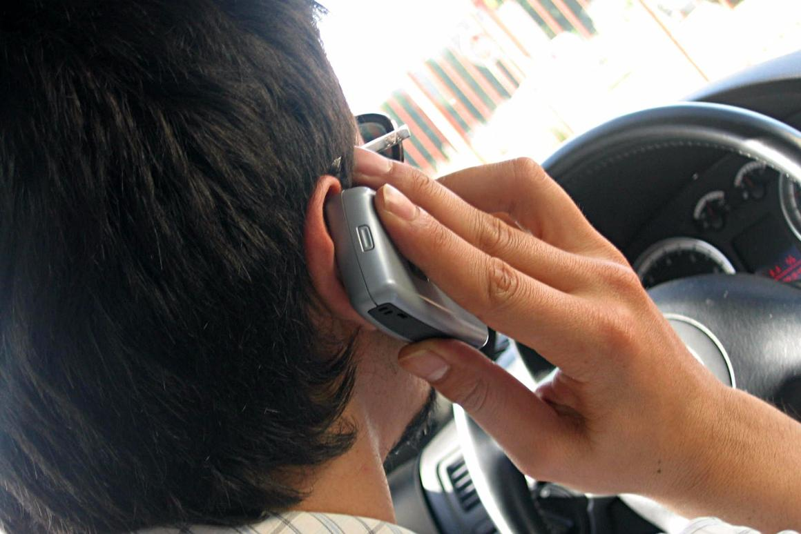 Talking on the phone, be it hand-held or hands-free, has been found to significantly increase driver reaction times