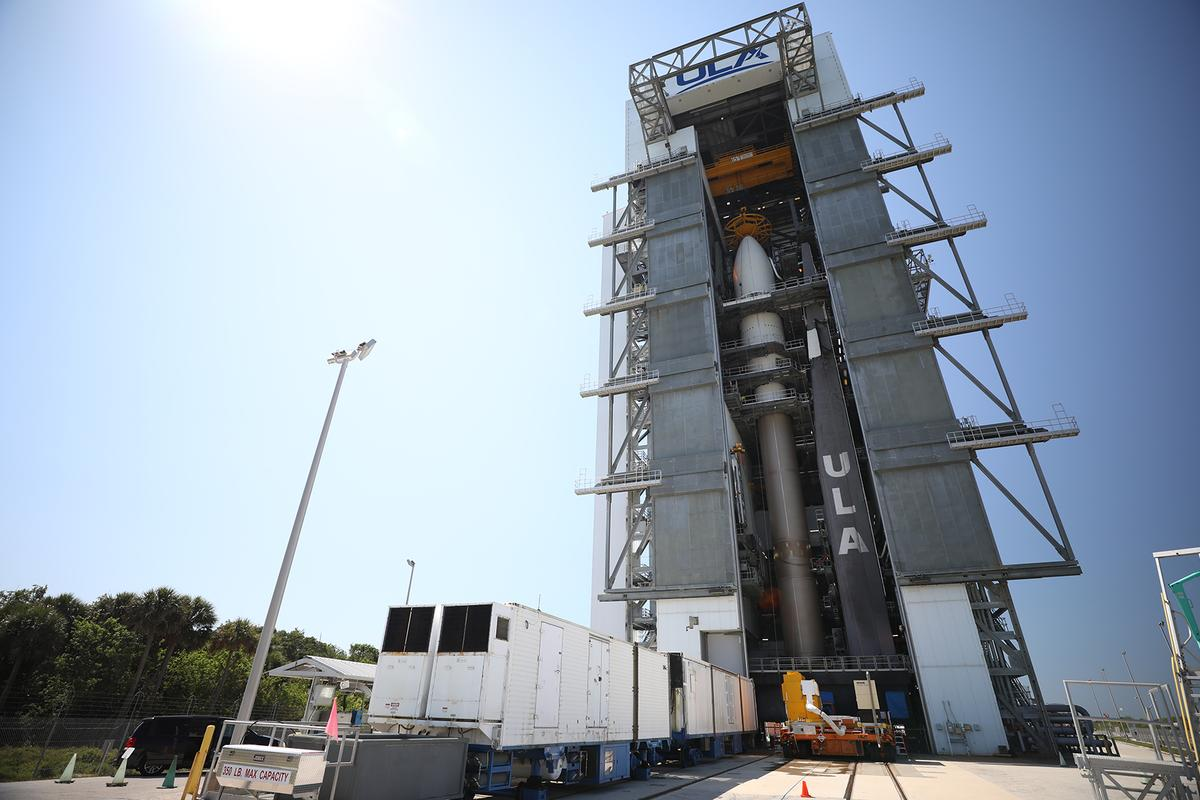 Mission six for the X-37B is slated to launch next Sunday May 16 from Cape Canaveral