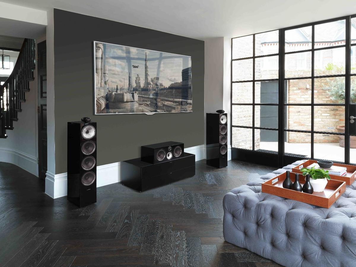 B&W's 700 Series loudspeakers replace the company's popular CM Series