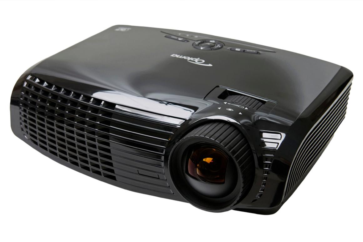 Optoma's HD66 720p 3D home theatre projector