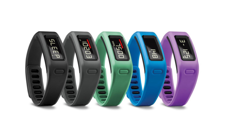 Garmin's vivofit fitness bracelet