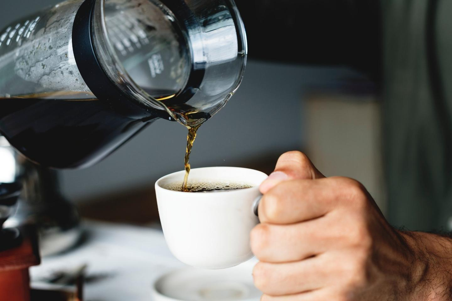 Finallya study for the relaxed, middle-ground cohort of coffee loverswhowant to enjoy their coffee in peace, and don't need it to be a cure-all