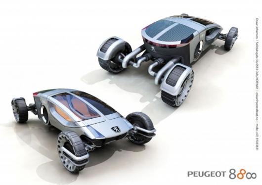 Peugeot 888 Concept Car