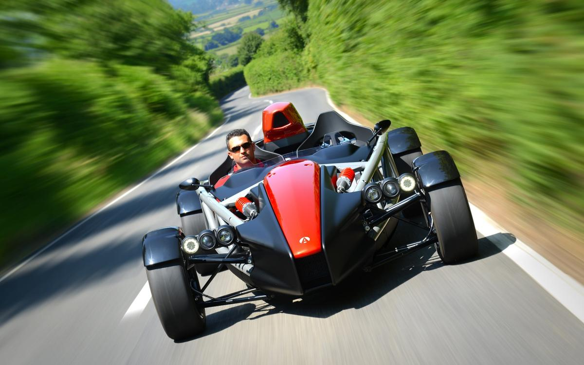 The Ariel Atom 4 boasts revised suspension for even less squat, dive and cornering roll from a car that was already renowned for staying flat