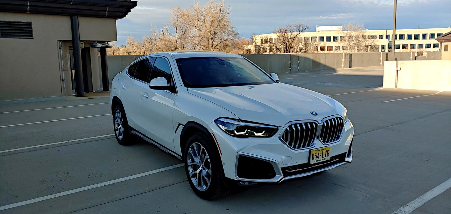 The X6 is more livable on the daily thanks to a more refined ride quality