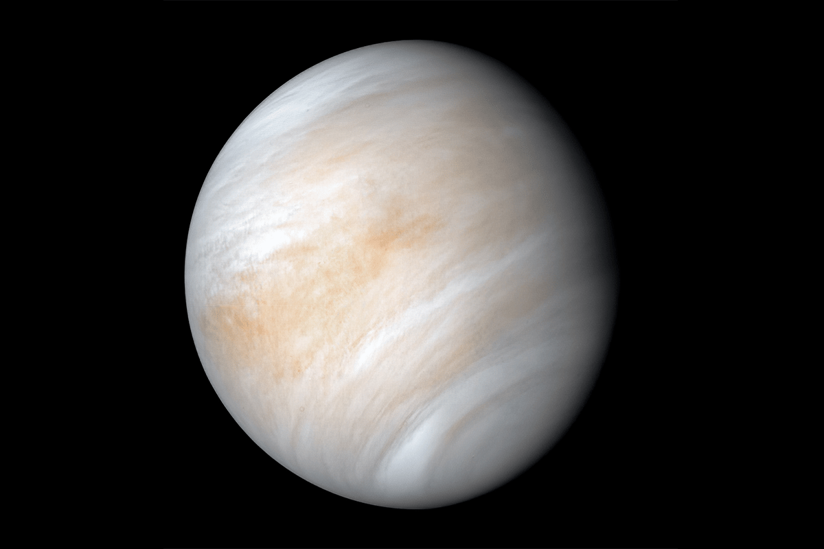 A new study disputes the earlier detection of a potential biosignature for life in the atmosphere of Venus
