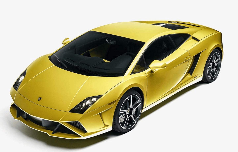 The Lamborghini Gallardo LP 560-4