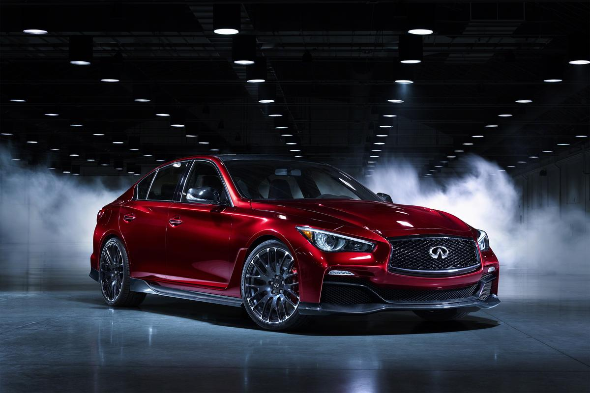 If Infiniti built the car they expect it would have over 500 hp and 600 lb.ft of torque according to President of Infiniti Motor Company Limited, Johan de Nysschen