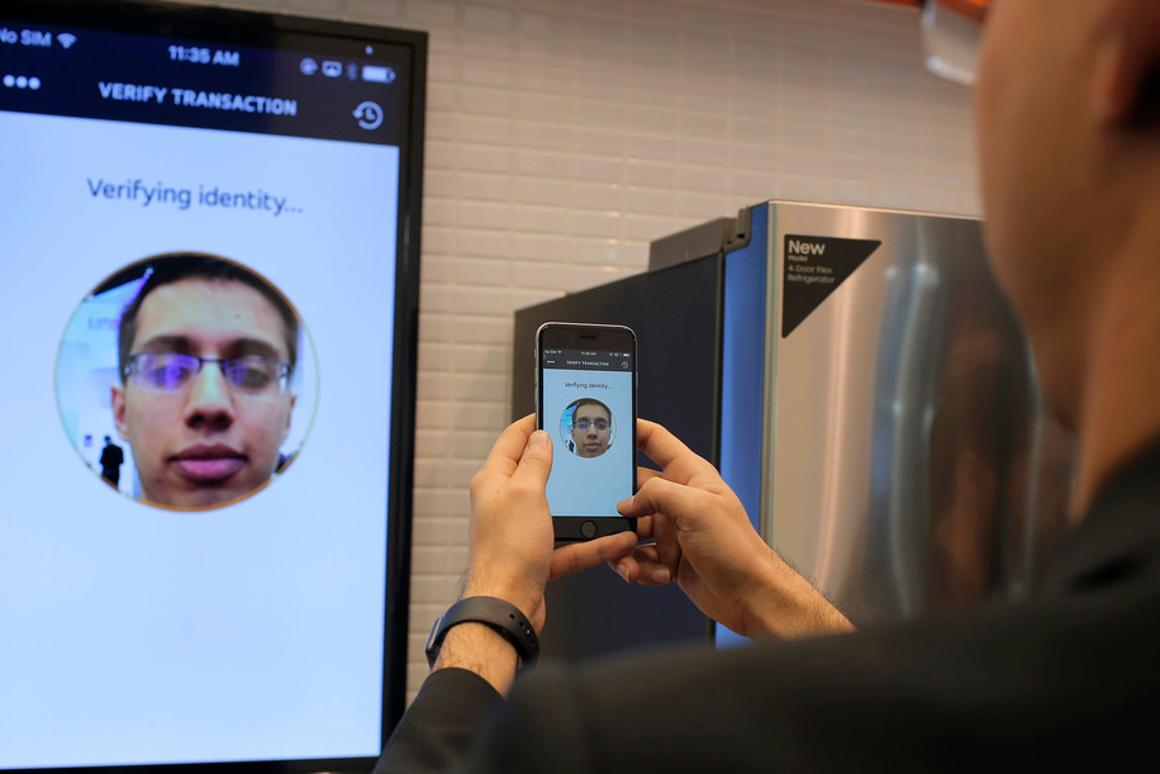 The technology is demonstrated at the Mobile World Congress in Barcelona