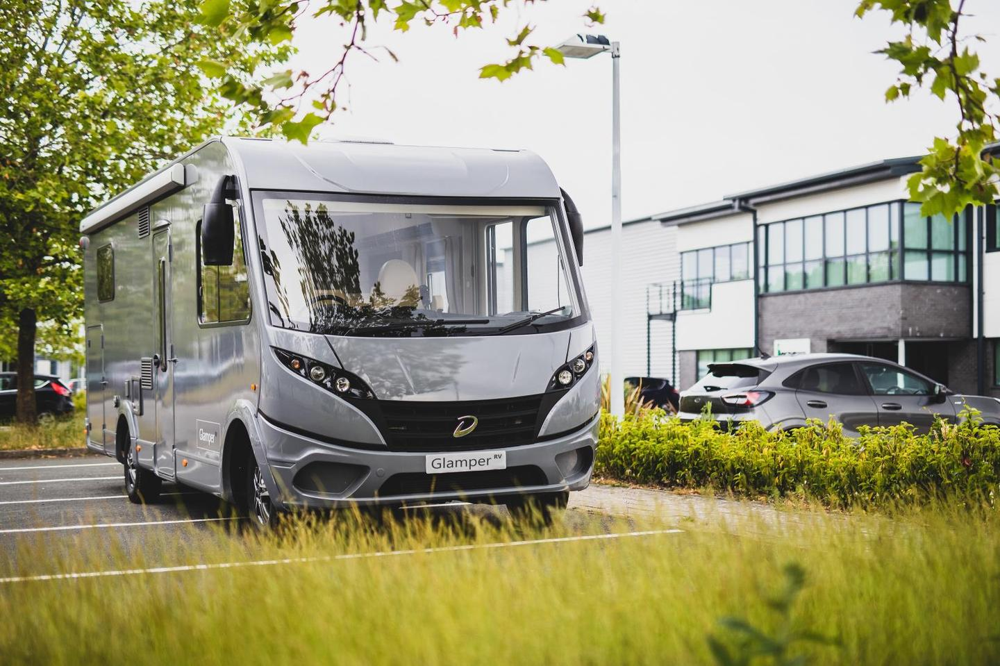 GlamperRV addresses the COVID-19 world with a new line of business/leisure motorhomes