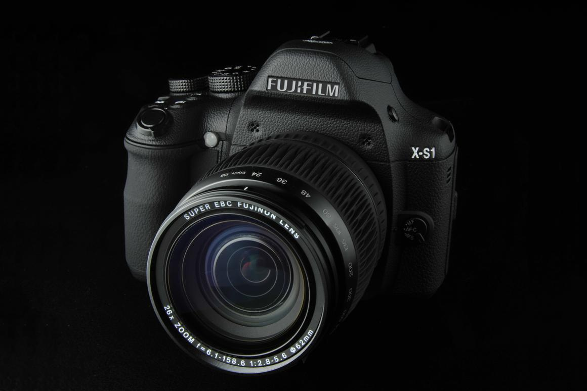 Fujifilm has unveiled a new addition to its premium X Series camera family - the X-S1 12 megapixel superzoom