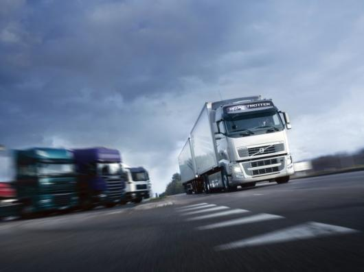 Volvo Trucks is developing security measures to help prevent theft from its vehicles and improve driver safety