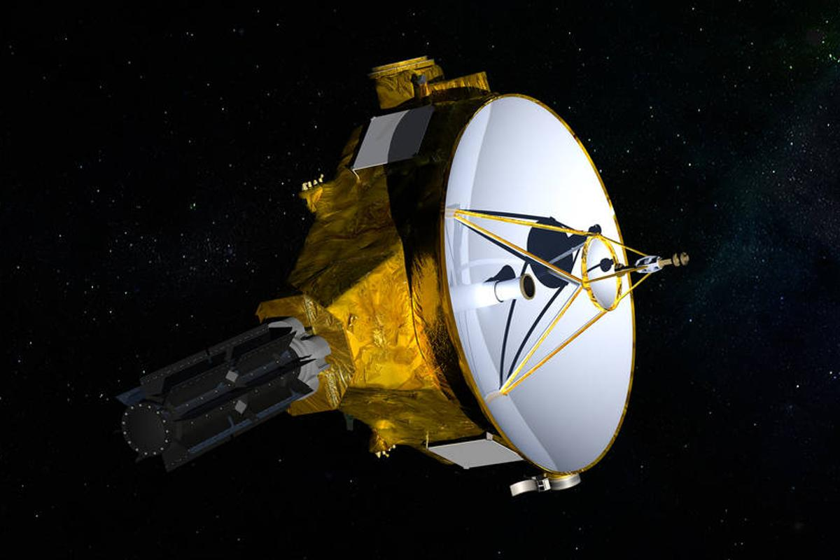 A new radiation shielding can protect electronics of deep space missions like New Horizons