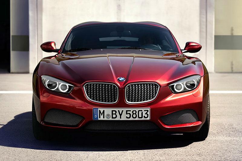 The BMW Zagato Coupe