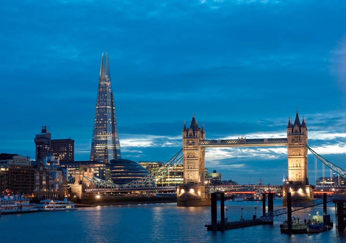 Shangri-La is a new hotel that has opened at the Shard in London
