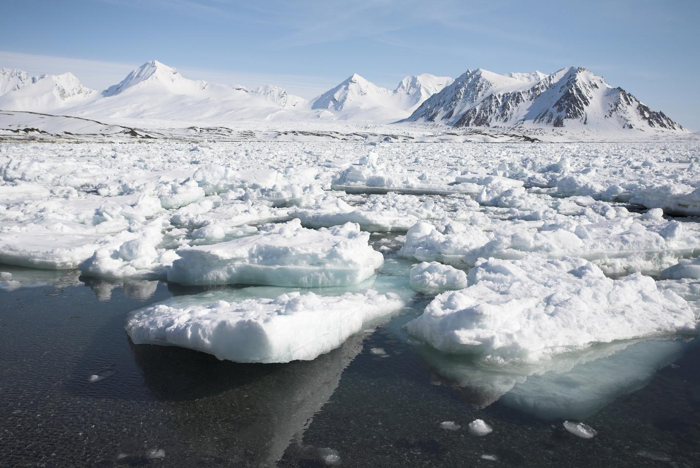"""A new study has found that the Arctic is entering a """"new climate"""" state"""