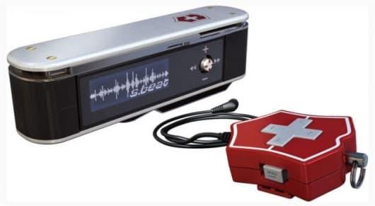 SWISSMEMORY s.beat MP3 Digital Audio Player