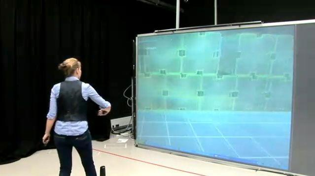 Motus allows users to act as a cameraperson inside existing 3D models, such as video games