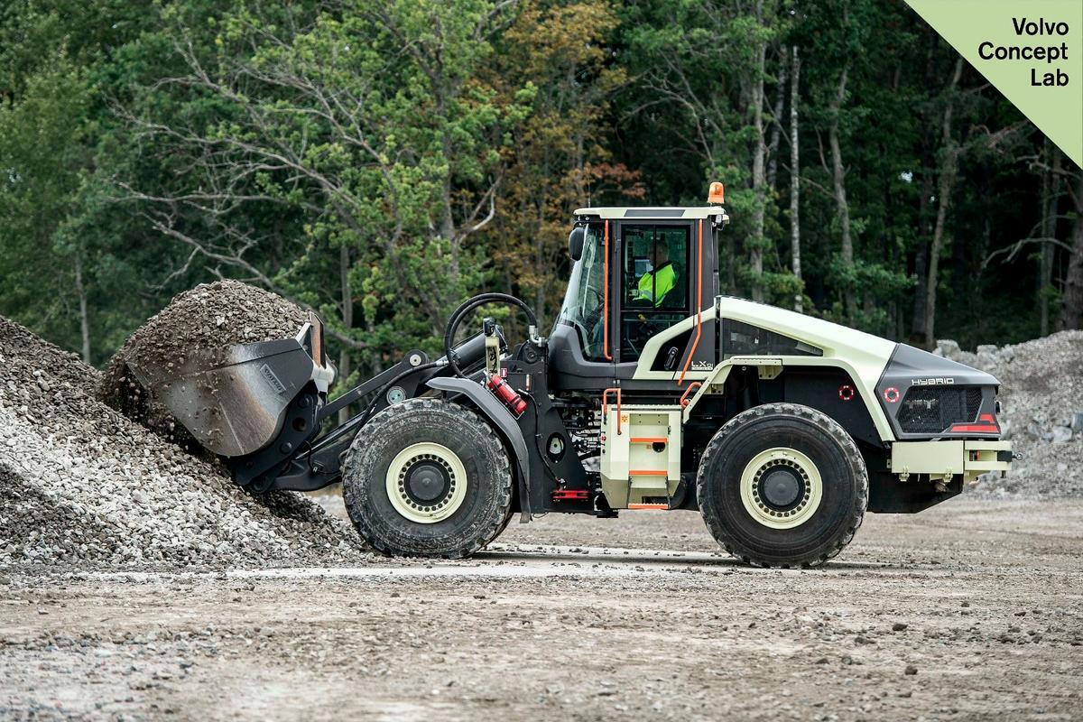 The Electric Site trial will run for 10 weeks at Skanska'sVikan Kross quarry