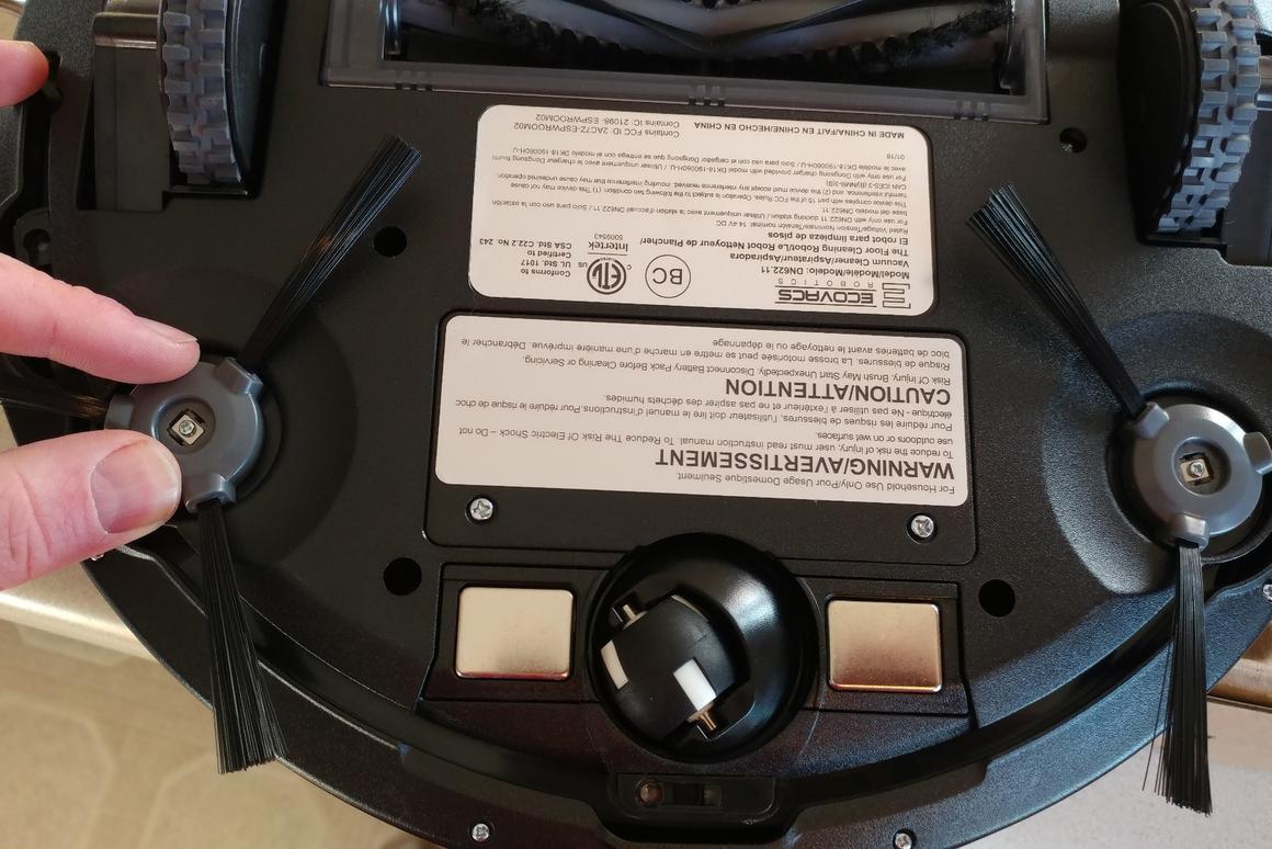 Review: Deebot N79S robotic vacuum sucks at its job
