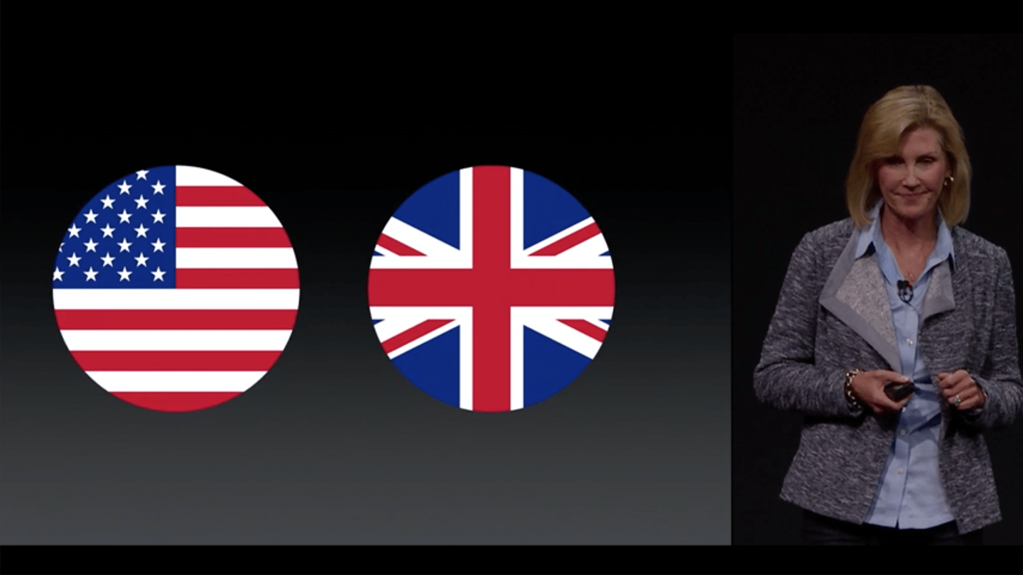 The company also announced that its mobile payments service – Apple Pay – will make its way to the UK in July