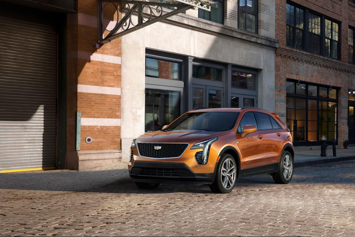 Cadillac's all-new compact XT4 is the brand's entry-level SUV and sits alongside the mid-size XT5 and Escalade models in its range