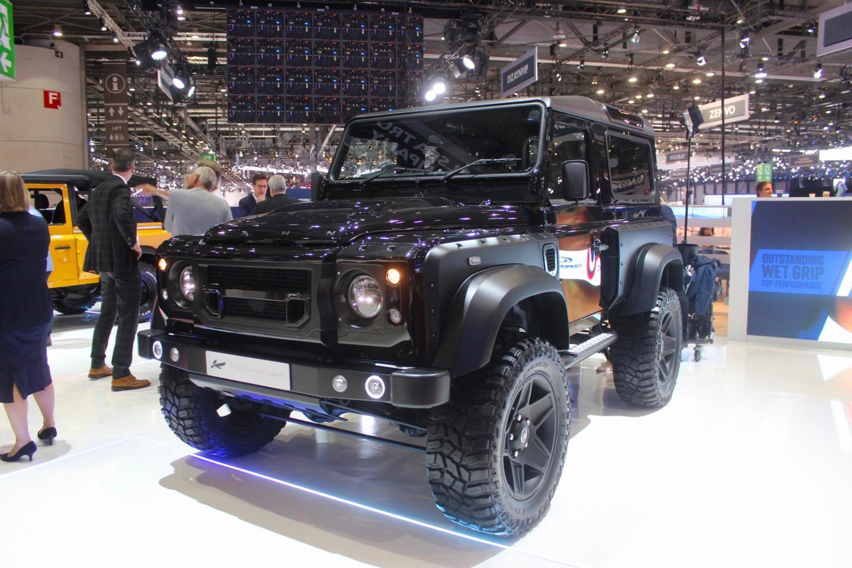 4x4s of the 2019 Geneva Motor Show
