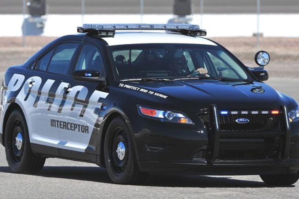 Ford Motor Company's new Police Interceptor, due to replace the Crown Victoria currently used by most North American police forces