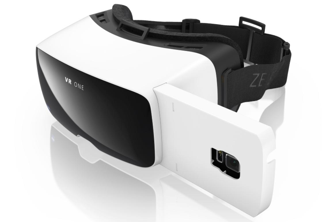 Zeiss' VR One headset aims to bring virtual reality to the masses