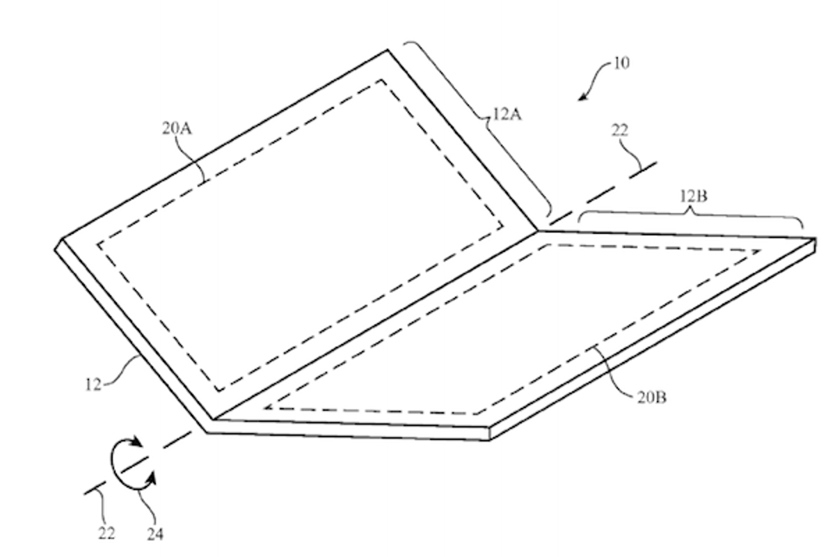 Apple has been awarded a patent for carbon nanotube circuits, which would allow for flexible electronic devices