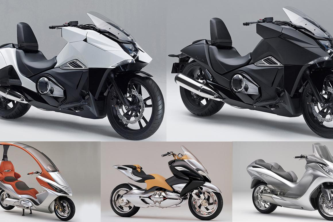 Honda's 750cc NM4 Vultus: A new species of motorcycle