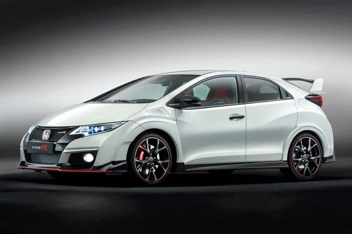 The Civic Type-R will be available in two different trim levels