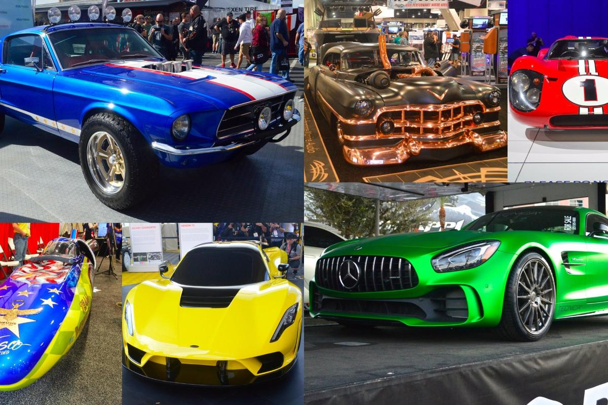 Cars of SEMA 2017