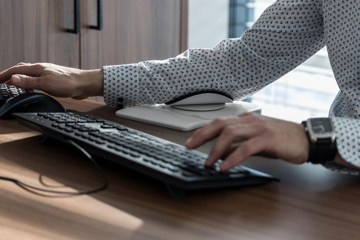 The way that we use our mouse and keyboard hasn't changed much over the years but that doesn't mean that we have to keep experiencing pain and discomfort while using them