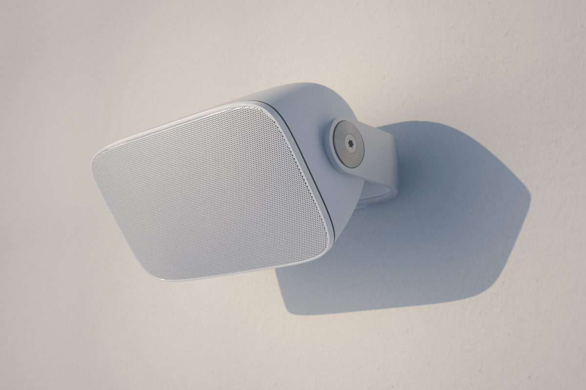 Bowers & Wilkins has revealed a weatherproof loudspeaker named the AM-1 Architectural Monitor