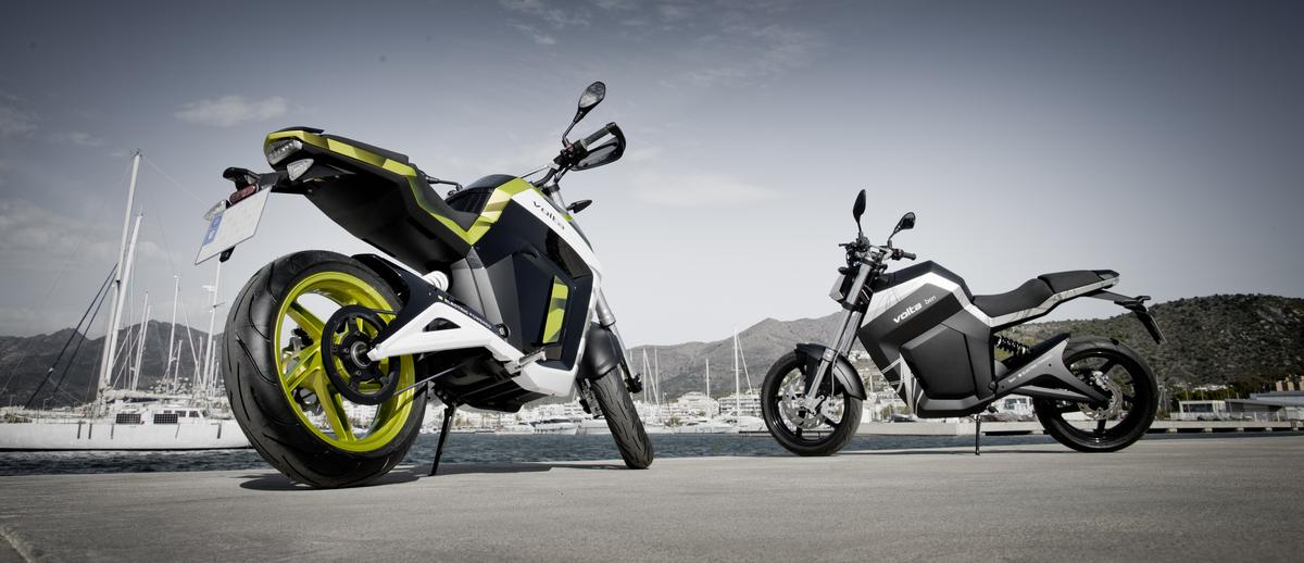 Volta Motorcycles has launched its new BCN electric motorbike at EICMA in Milan - which will come in Sport, City and personalized versions