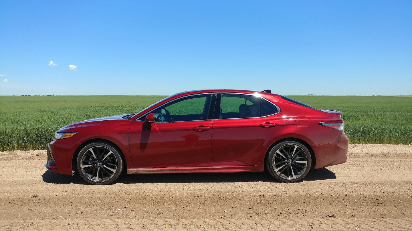 We think the 2018 changes have meant Toyota has kept the Camry in the hot spot as the benchmark for the class