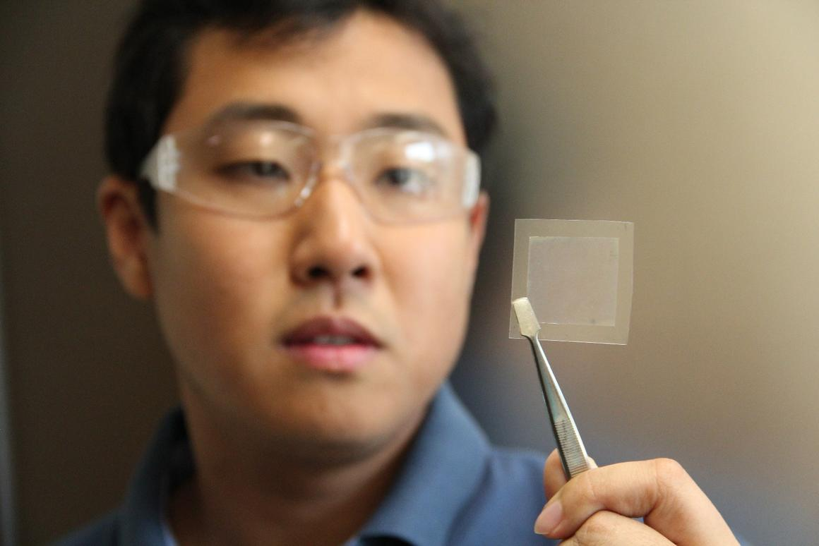 Researchers at the CSIRO claim tohave developed a way to makegraphene quickly and cheaply from soy beans, and without the need for theexotic gases or complex production techniques currently used to create the wonder material
