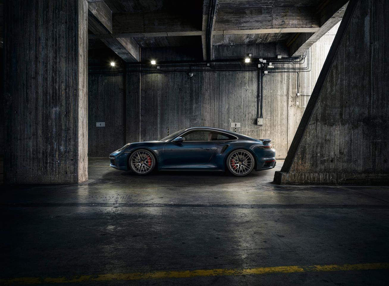 New Turbo models join the 911 family