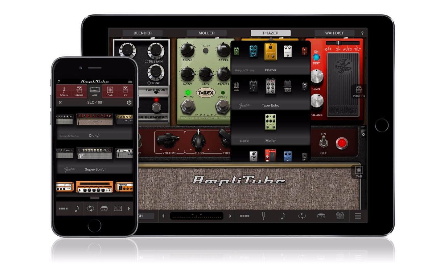 The new iRig HD 2 comes with a free download pass for IK Multimedia's AmpliTube modeling and recording software